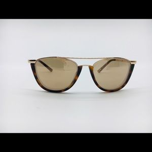 Ted Baker TBW013 half rim mirrored sunglasses